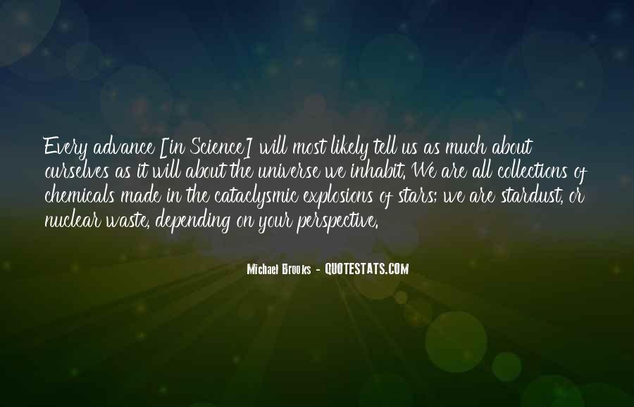 Michael Brooks Quotes #3404