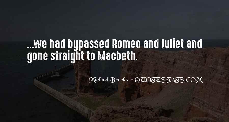 Michael Brooks Quotes #452692