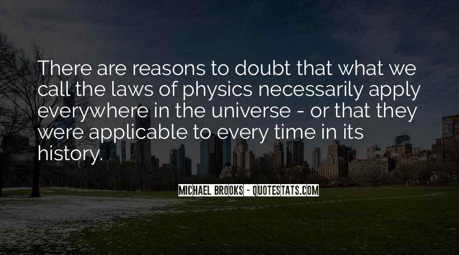 Michael Brooks Quotes #782756