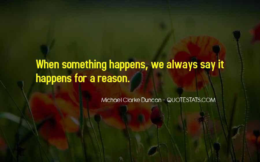 Michael Clarke Duncan Quotes #1285593