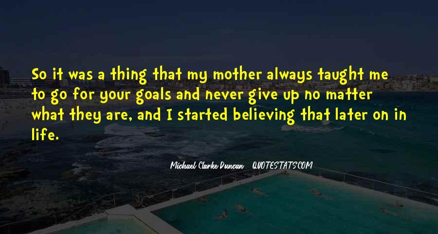 Michael Clarke Duncan Quotes #184183