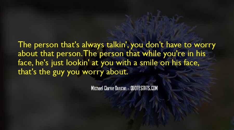 Michael Clarke Duncan Quotes #373179