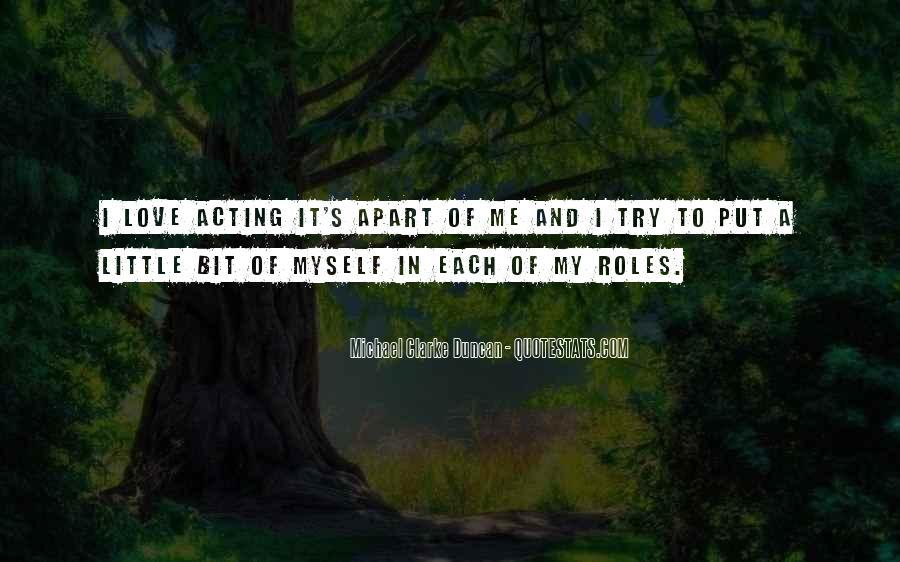 Michael Clarke Duncan Quotes #384938