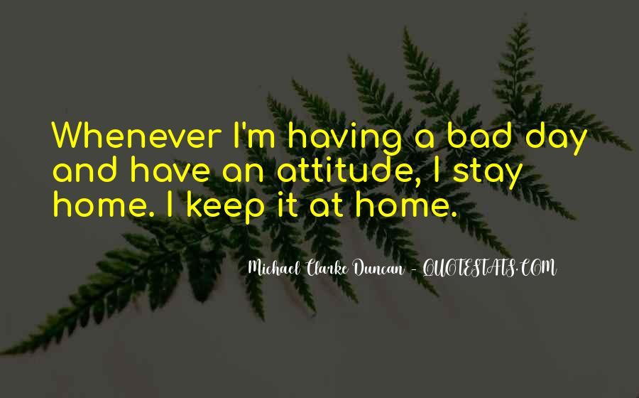 Michael Clarke Duncan Quotes #403213