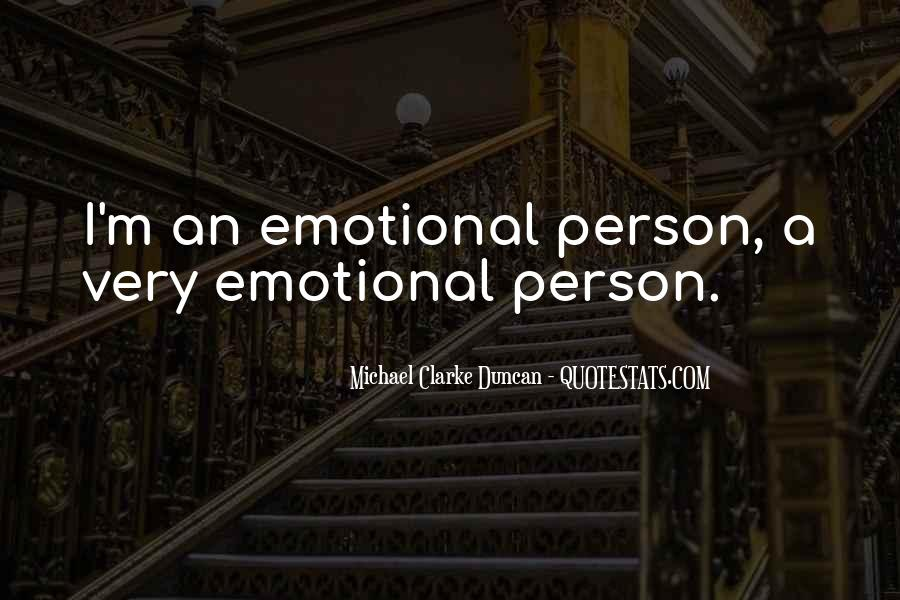 Michael Clarke Duncan Quotes #446424