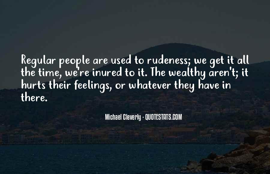 Michael Cleverly Quotes #395153