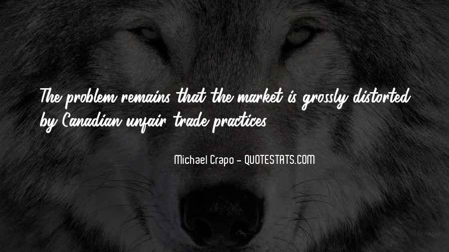 Michael Crapo Quotes #316411