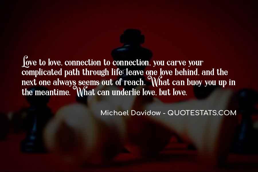 Michael Davidow Quotes #262146