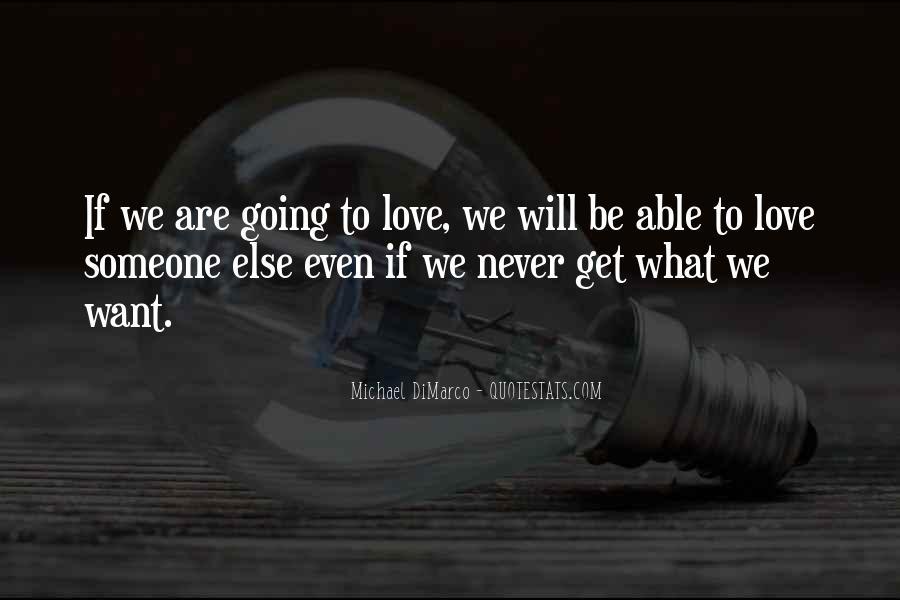 Michael DiMarco Quotes #1076968