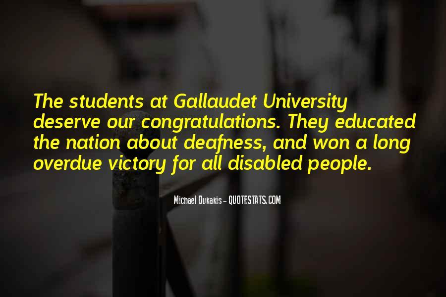 Michael Dukakis Quotes #221276