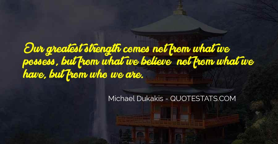 Michael Dukakis Quotes #746572