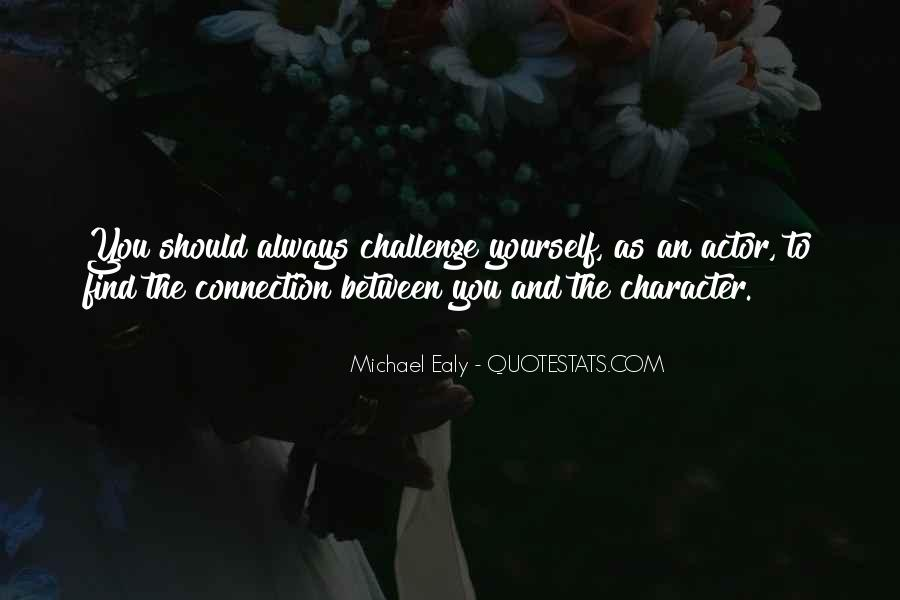 Michael Ealy Quotes #1154834