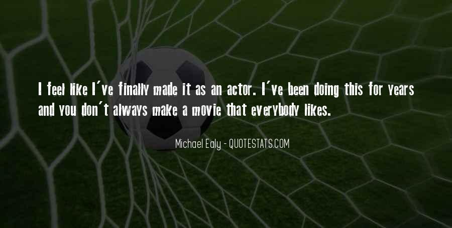 Michael Ealy Quotes #1480116