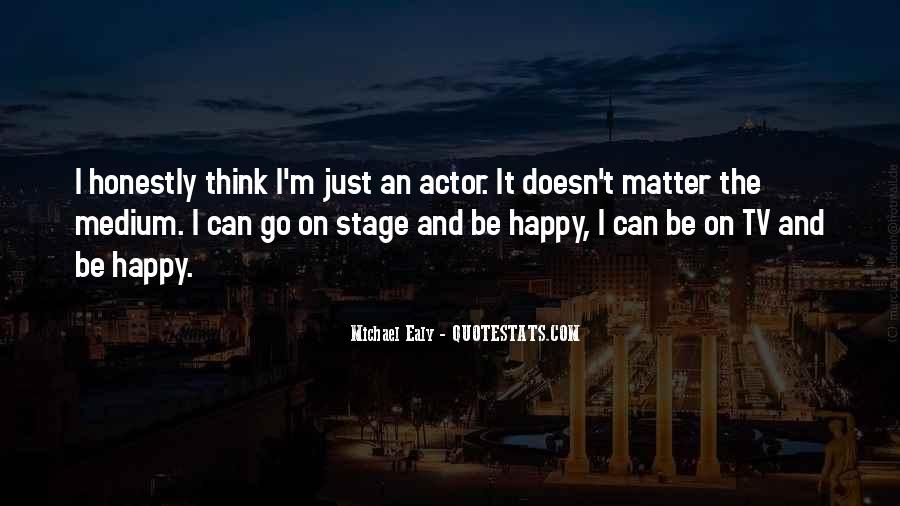 Michael Ealy Quotes #1835764