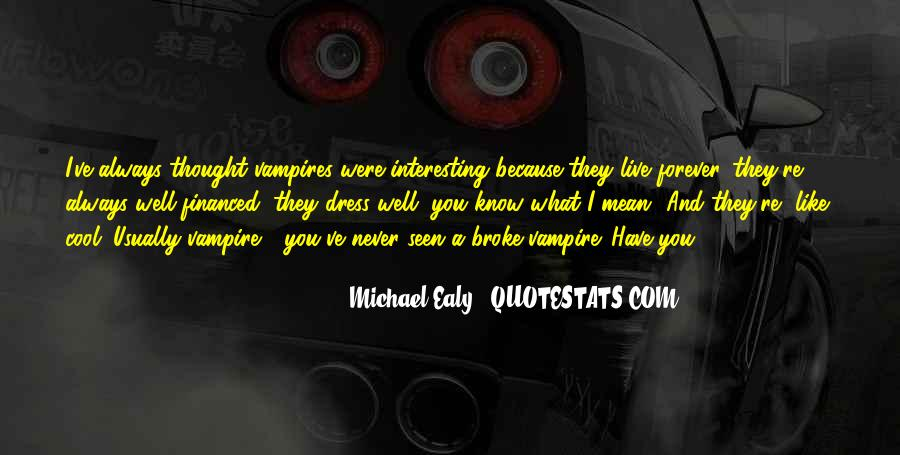 Michael Ealy Quotes #33695