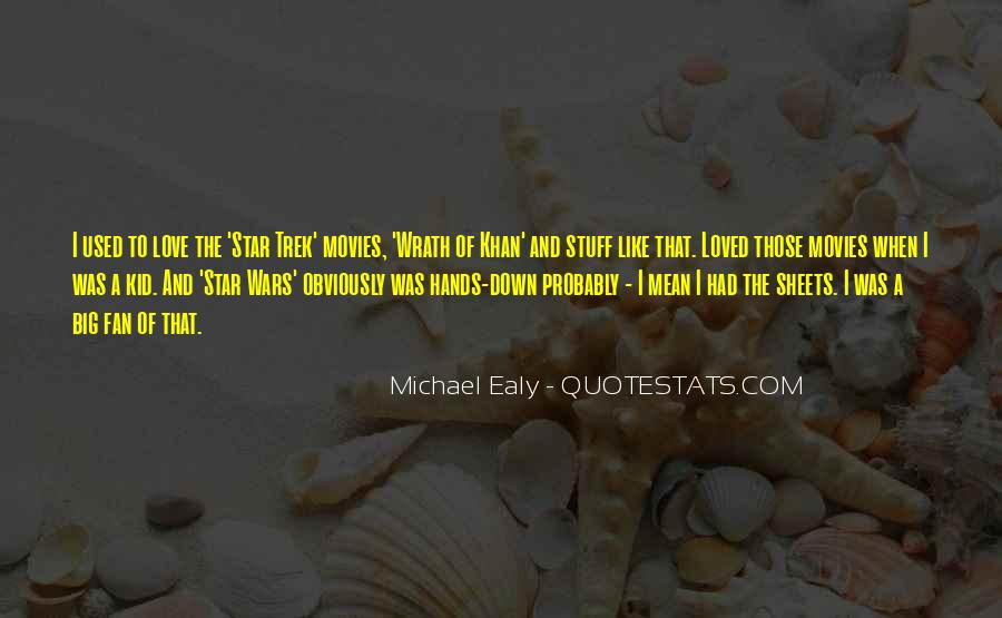 Michael Ealy Quotes #792471