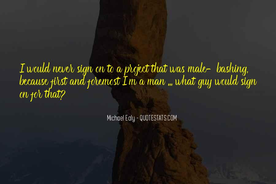 Michael Ealy Quotes #931143