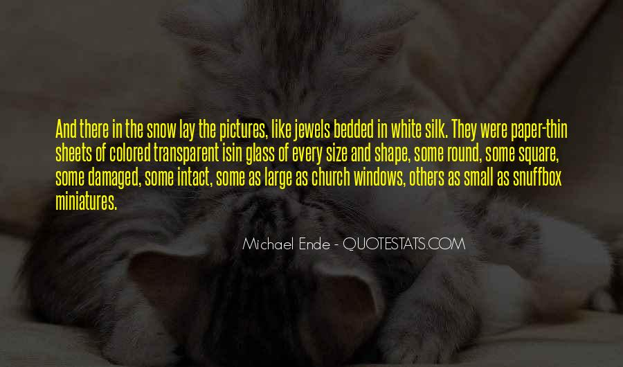Michael Ende Quotes #171912