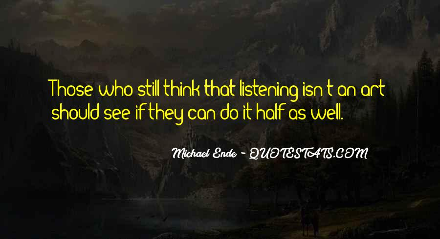 Michael Ende Quotes #584052