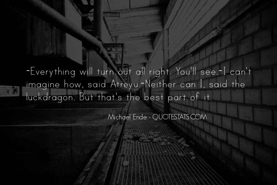 Michael Ende Quotes #782325