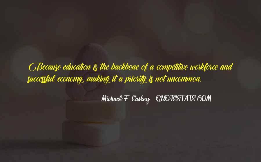 Michael F. Easley Quotes #1613400