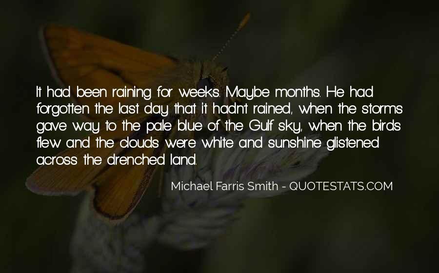 Michael Farris Smith Quotes #986272