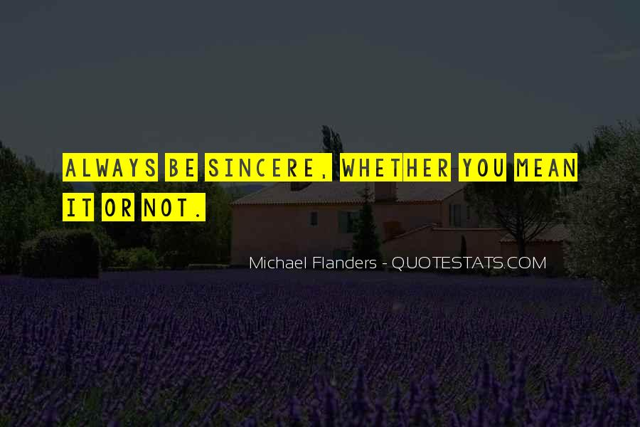 Michael Flanders Quotes #1512658