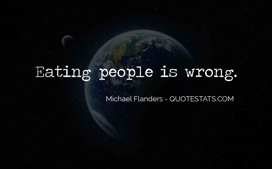 Michael Flanders Quotes #41943