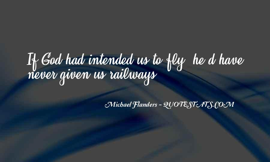 Michael Flanders Quotes #460863