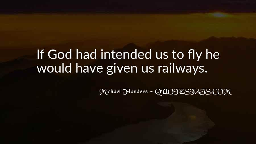 Michael Flanders Quotes #588793