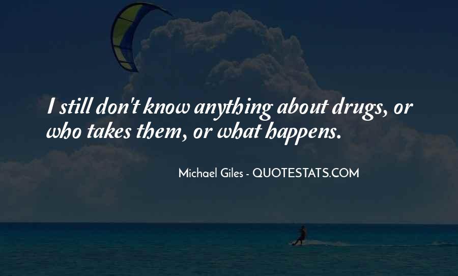 Michael Giles Quotes #1283371