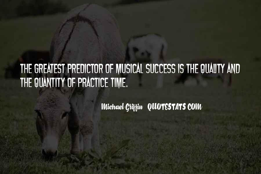 Michael Griffin Quotes #978952