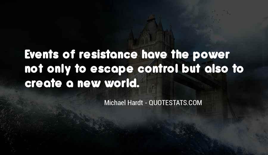 Michael Hardt Quotes #1229594
