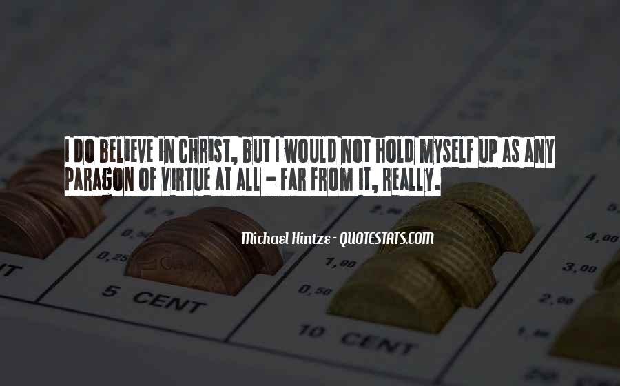 Michael Hintze Quotes #1274454