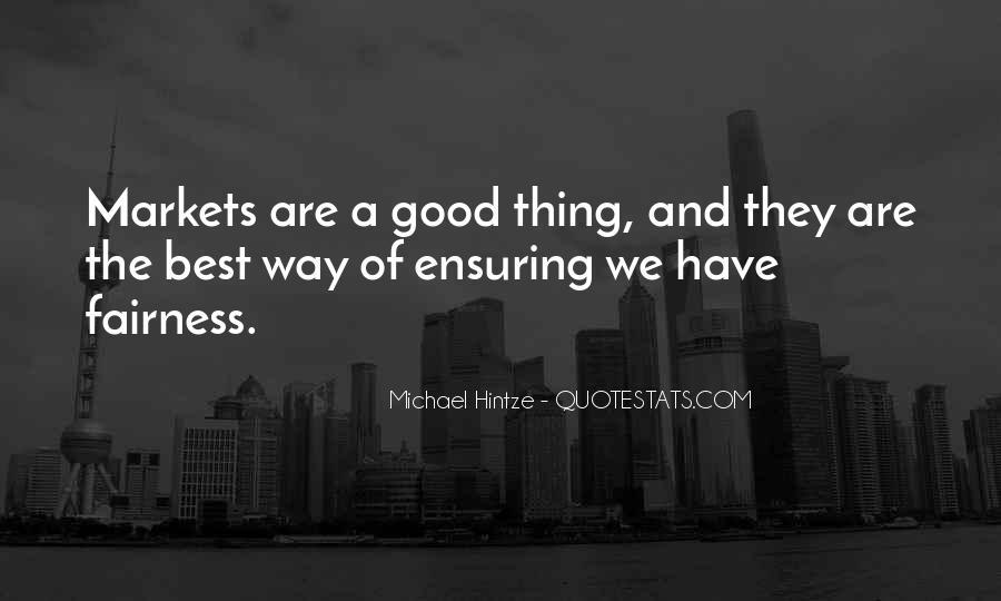 Michael Hintze Quotes #231380