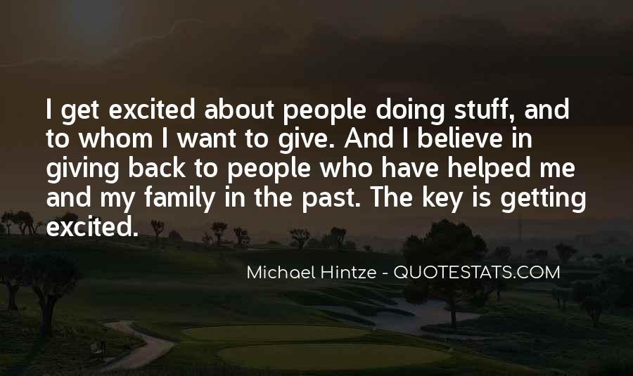 Michael Hintze Quotes #330258