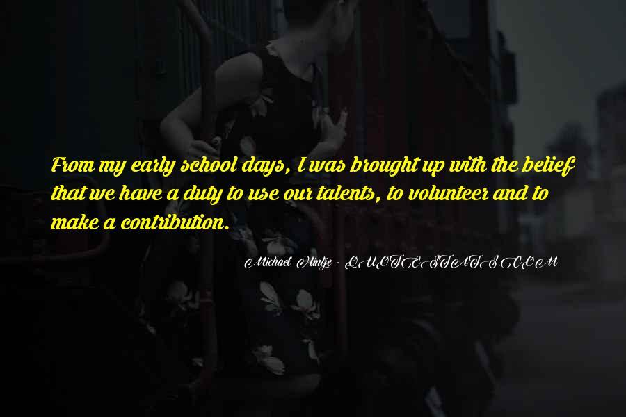 Michael Hintze Quotes #52891