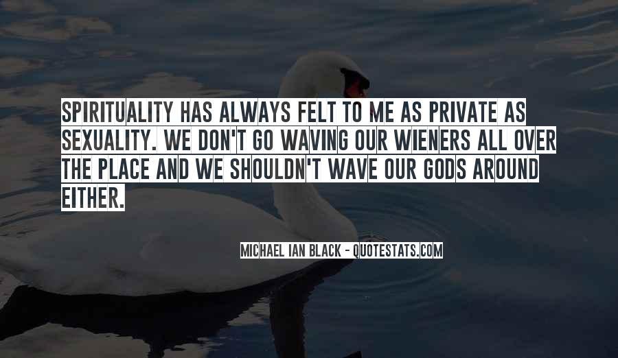 Michael Ian Black Quotes #127820