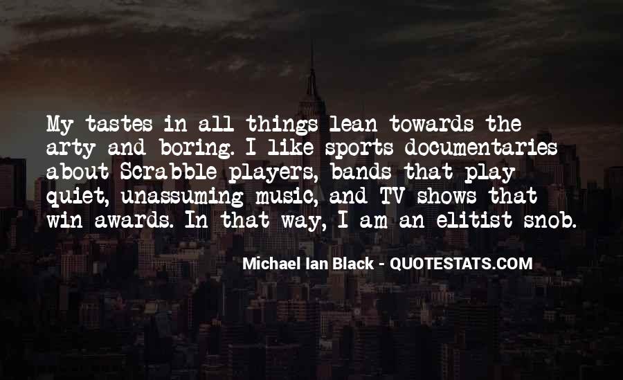 Michael Ian Black Quotes #1294144