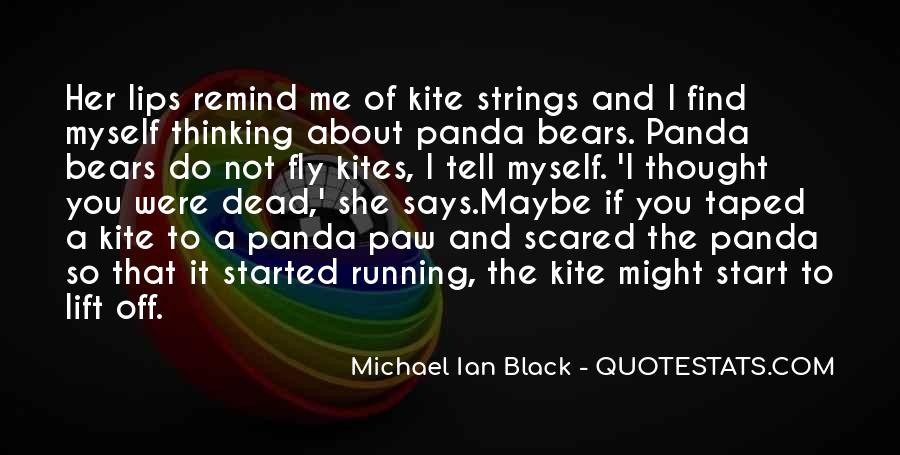 Michael Ian Black Quotes #1326052