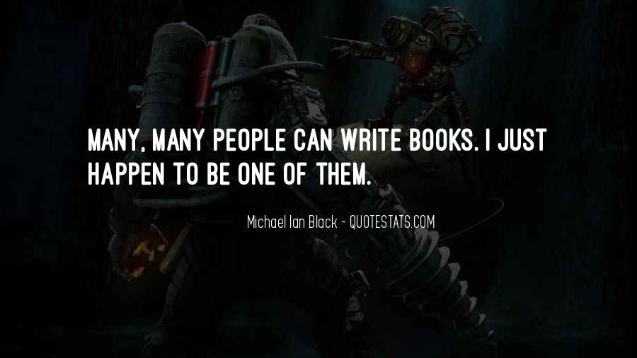 Michael Ian Black Quotes #1417538