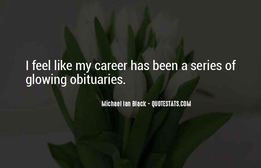 Michael Ian Black Quotes #1467414