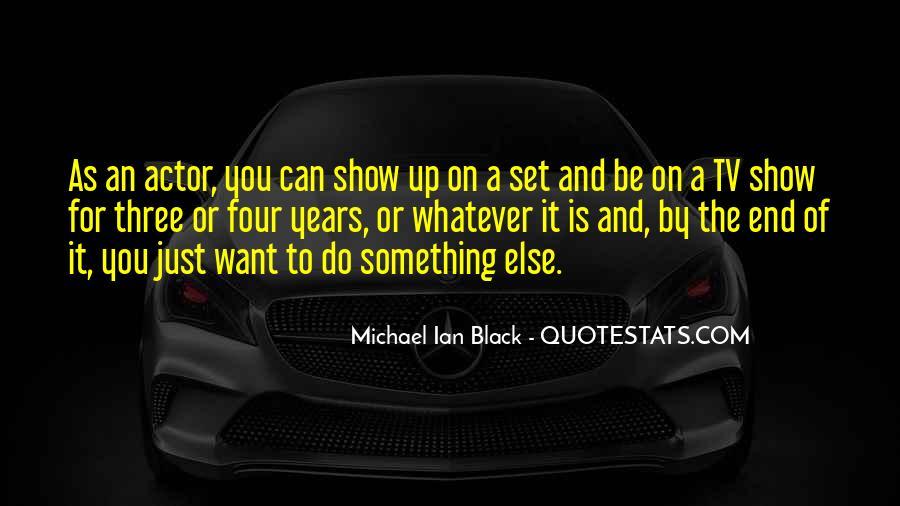 Michael Ian Black Quotes #171141