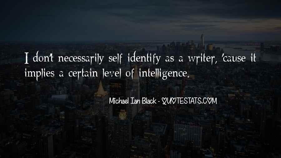 Michael Ian Black Quotes #1746602