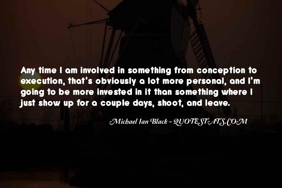 Michael Ian Black Quotes #1750624