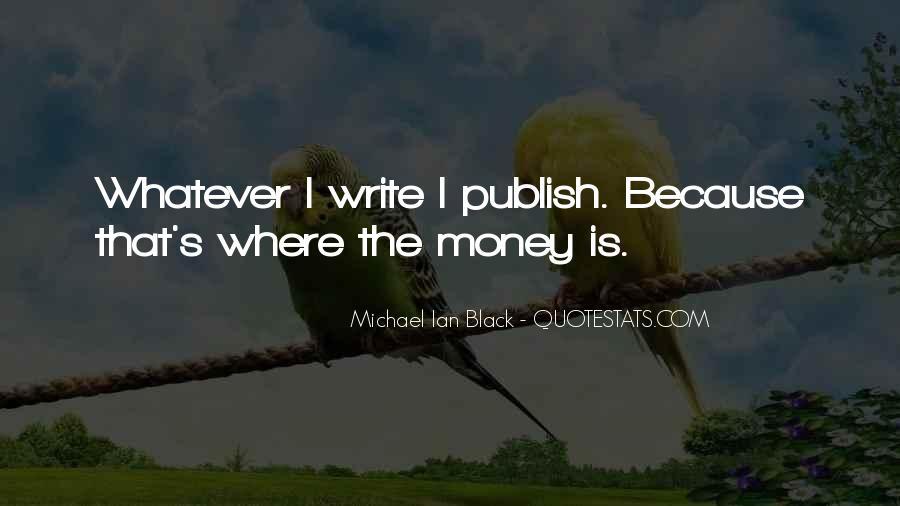 Michael Ian Black Quotes #1802712
