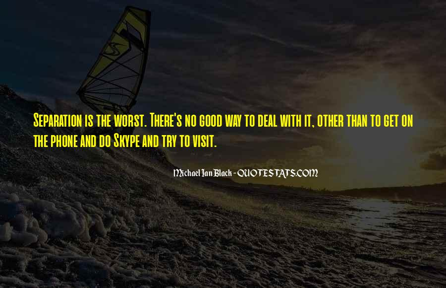 Michael Ian Black Quotes #1873517