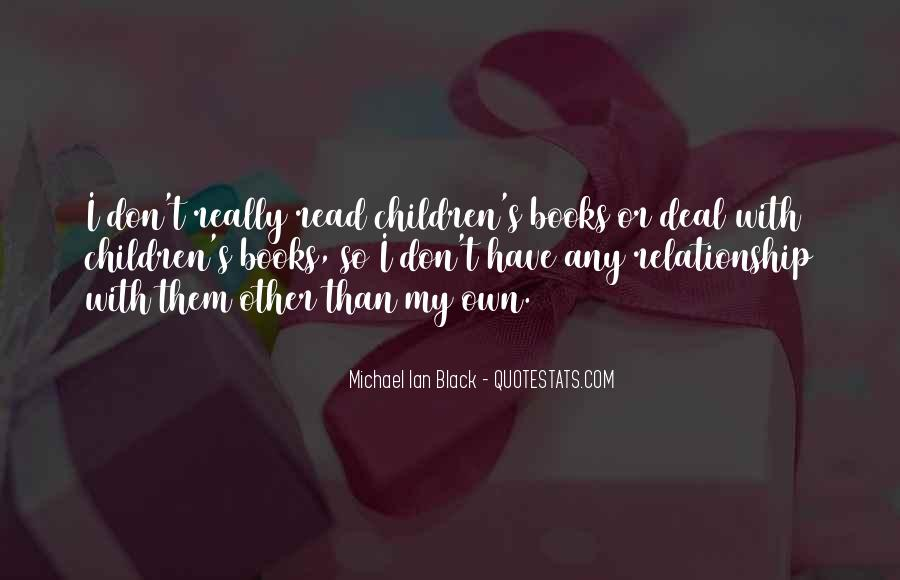 Michael Ian Black Quotes #265964