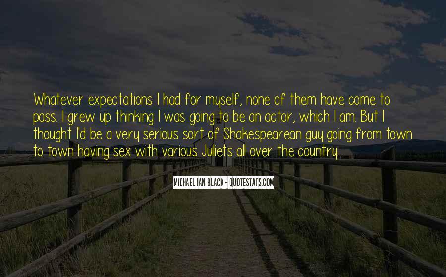 Michael Ian Black Quotes #273197