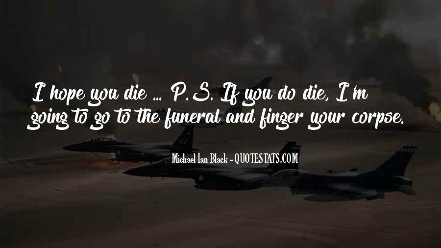 Michael Ian Black Quotes #297152